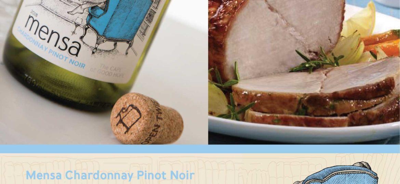 Rosemary pork roast square